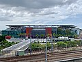 Suncorp Stadium seen from adjacent office building in Milton, Queensland.jpg