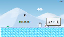 SuperTux 0.4.0 1st level.png