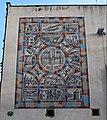 Sutton Heritage Mosaic mural, SUTTON, Surrey, Greater London.jpg