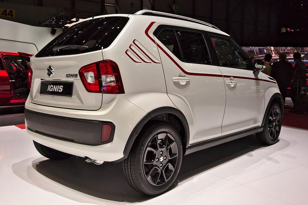 Suzuki Ignis Genf 2018