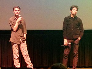 Eden (2014 French film) - Sven Hansen-Løve (left) served as the inspiration for Paul, played by Félix de Givry (right).