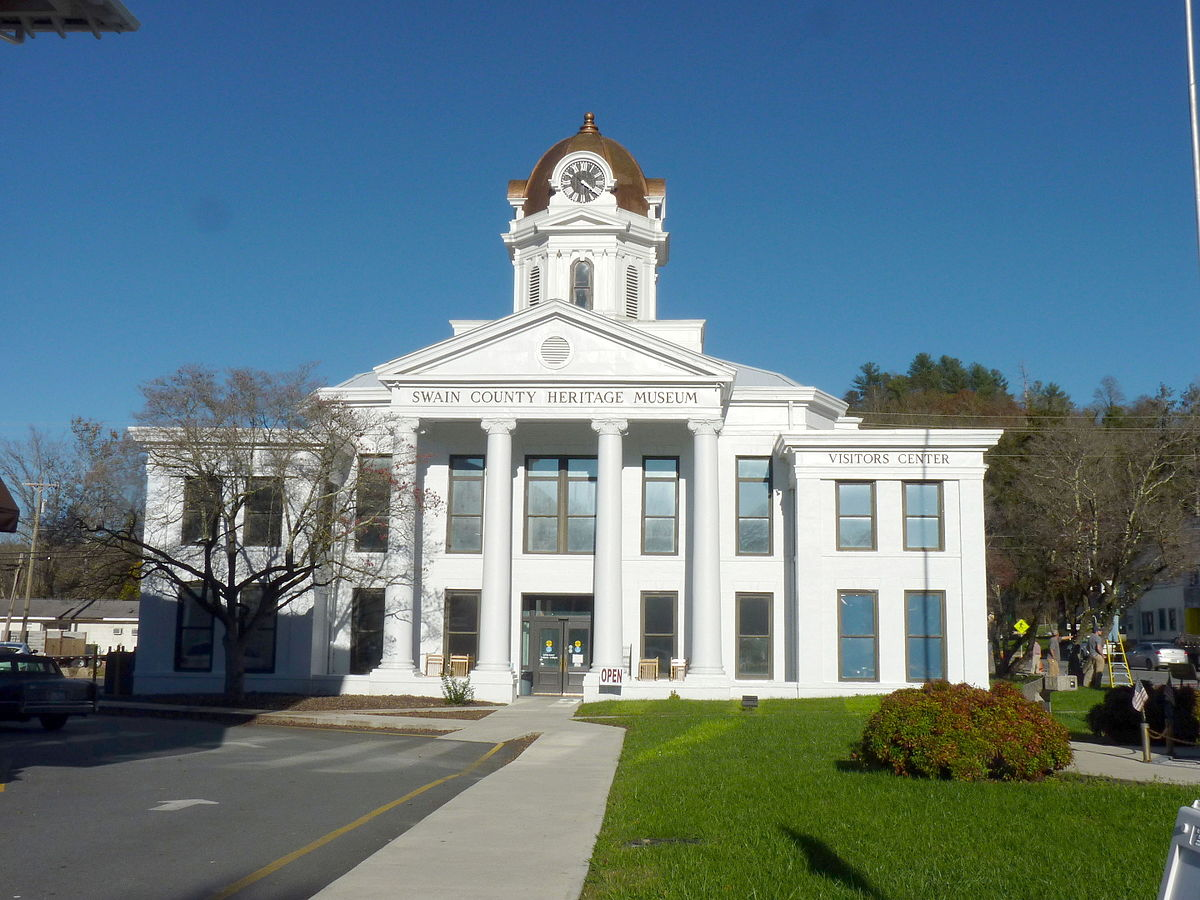 Swain County Courthouse Wikipedia