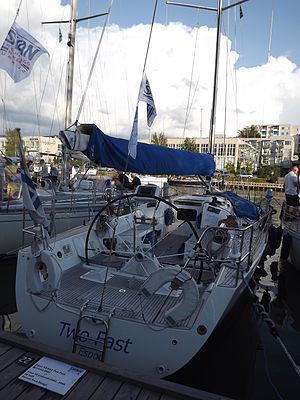 Swan 45 - Swan 45 at the dock