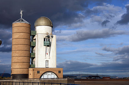 The observatory Swansea Observatory.JPG