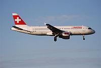 HB-IJK - A320 - Swiss