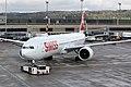 Swiss International Air Lines Boeing 777-3DE-ER HB-JNB (25834862484).jpg