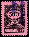 Switzerland Niederbipp revenue 1 50c - 5B.jpg