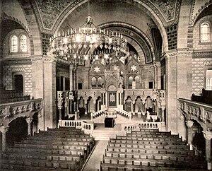 Synagogue du Quai Kléber