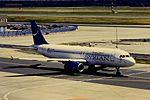Syrian Airbus A320 YK-AKE at FRA (15972822309).jpg