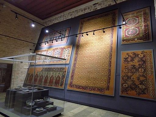 Türk ve İslam Eserleri Müzesi halılar (2)