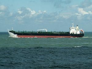 T. C. Gleisner p3 leaving Port of Rotterdam, Holland 06-Aug-2005.jpg
