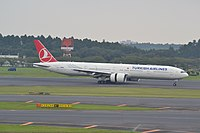 TC-JJM - B77W - Turkish Airlines