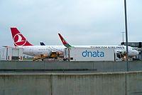 TC-JTJ - A321 - Turkish Airlines
