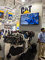 TIBS North Hall Capital Machinery Caterpillar Boat Engine 20140508.jpg
