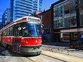 TTC streetcars on King, 2016 0420 (5).JPG - panoramio.jpg