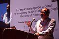 T Vishnu Vardhan - Invited Talk - Bengali Wikipedia 10th Anniversary Celebration - Jadavpur University - Kolkata 2015-01-09 2716.JPG