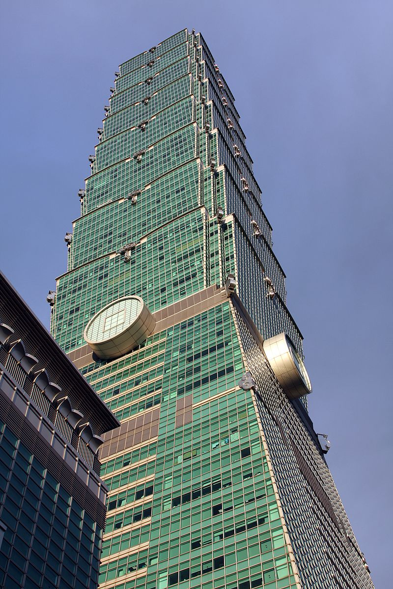 essay on taipei 101 Taipei 101 also known as the taipei financial center is currently the world's tallest building in taiwan and also believed to be the largest construction engineering project in that region that was designed by world class architect c y lee.