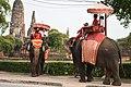 Tajlandia, Ajutthaja, Transport.jpg