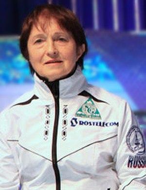 Tamara Moskvina - Moskvina in 2009