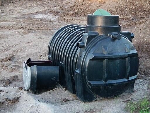 Tank Baustelle 2010
