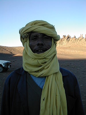 Mali Empire - Tuaregs were and still are an integral part of the salt trade across the Sahara.