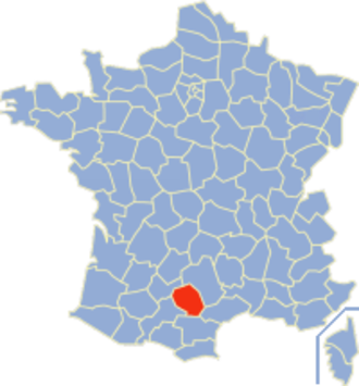 81 (number) - Department 81 of France (Tarn)