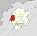 Tashkent city (Uzbekistan) Uchtepa district (2018).png
