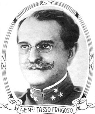 Augusto Tasso Fragoso - Image: Tasso Fragoso