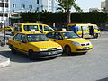 Taxis in Tunesien.JPG