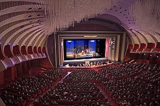 Teatro Regio (Turin) - The theatre in 2005