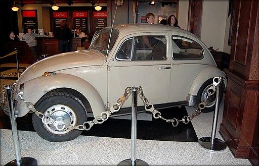 Ted Bundy Volkswagen
