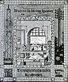 Telegraphentechnisches Reichsamt - Bibliothekslogo - um1900.jpg