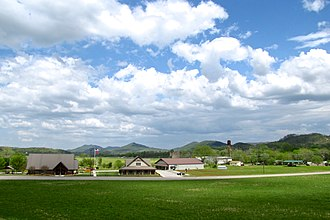 Tellico Plains, Tennessee - Tellico Plains