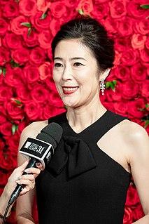 Shinobu Terajima Japanese actress