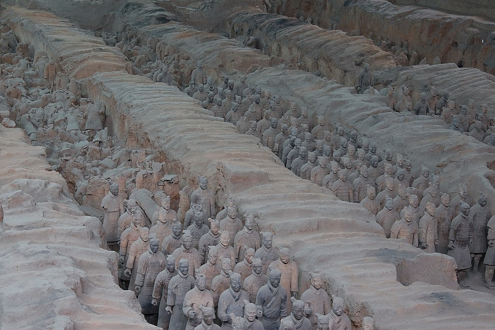 Terracotta Army Pit 1 - 7