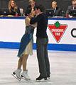 Tessa Virtue and Scott Moir - Canadian Figure Skating Championships - Jan. 19, 2013.jpg