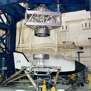 NASA Docking System - Testing of the X-38 Low-Impact Docking System