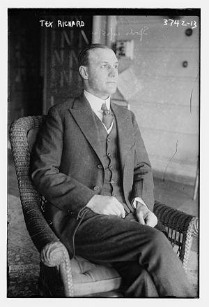 Tex Rickard - Tex Rickard in 1916