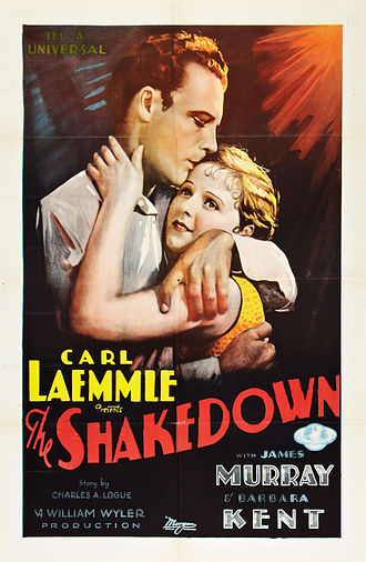 The Shakedown (1929 film) - Theatrical release poster