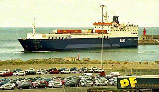 MS <i>Baltic Ferry</i>
