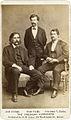 The American Humorists by G M Baker, November, 1869, Boston.jpg