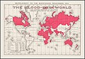 The Blood-Red World Map Showing Territory of the Earth Directly Affected by the Great War.jpg