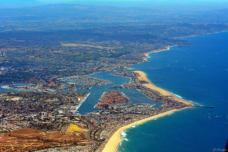 The City of Newport Beach July 2014 photo D Ramey Logan