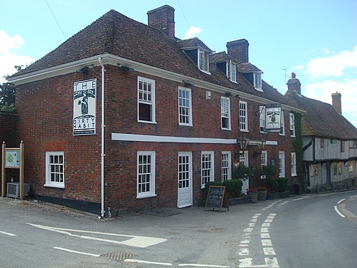 The Dirty Habit public house, Hollingbourne - geograph.org.uk - 1946097