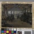 The Interior of a Garage, Boulogne Art.IWMART3211.jpg