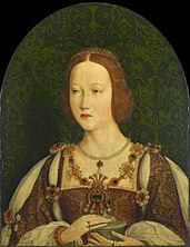 Mary Tudor as Queen of France, 1514