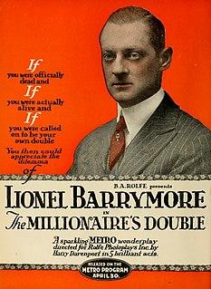 <i>The Millionaires Double</i> 1917 film
