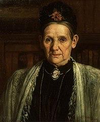 The Mother of Rosina Davies