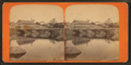 The Old Wood Bridge - Central Falls, Pawtucket, R.I, from Robert N. Dennis collection of stereoscopic views.png