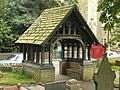 The Parish Church of St Stephen, Lindley, Lych Gate - geograph.org.uk - 1468200.jpg